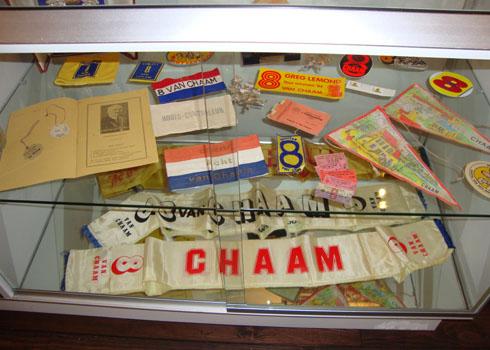 museum acht van chaam